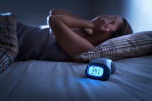 man with sleep apnea in Southlake